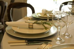 Cuisine _ Functions - Silver Service